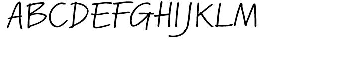 Kremlin Pro Semi-Expanded Font UPPERCASE