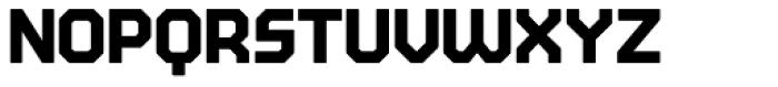 Kraft Font LOWERCASE