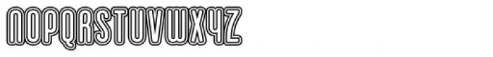 Kraut Font UPPERCASE