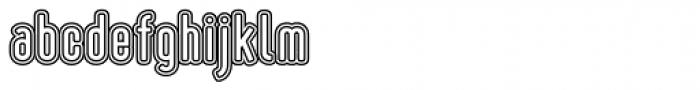 Kraut Font LOWERCASE