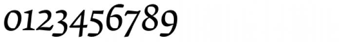 Krete Italic Font OTHER CHARS