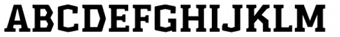 Kridpages Black Font UPPERCASE