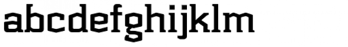 Kridpages Bold Font LOWERCASE