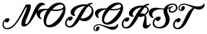 Krinkes Decor Swash Font UPPERCASE