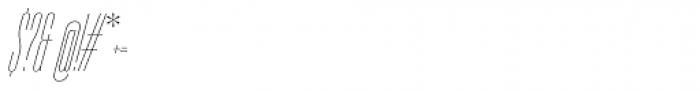 Krisis Sans Light Italic Font OTHER CHARS