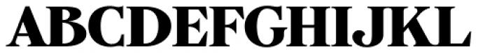 Kristopher Regular Font UPPERCASE