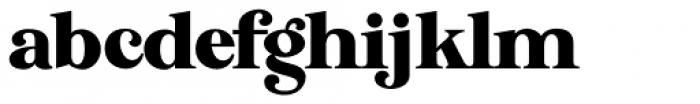Kristopher Regular Font LOWERCASE