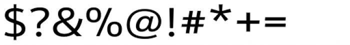 Kronos Sans ME Expand Regular Font OTHER CHARS