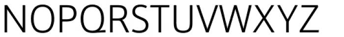Kronos Sans Pro Light Font UPPERCASE