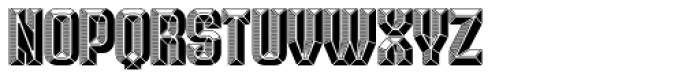 Krown Gold Font UPPERCASE