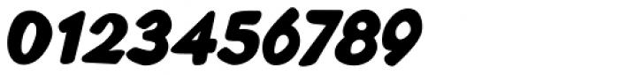Kruede Bold Oblique Font OTHER CHARS