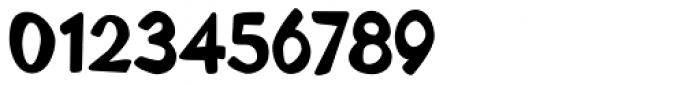 Kruede Regular Font OTHER CHARS