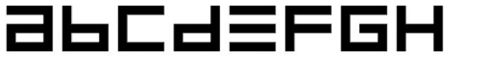 Kryptic Font UPPERCASE