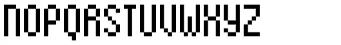 Kryptk Flash101 POS Font UPPERCASE