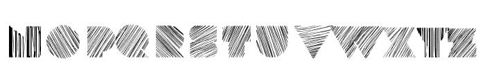 kstexture Font LOWERCASE