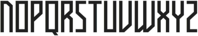 Kufica Regular otf (400) Font UPPERCASE