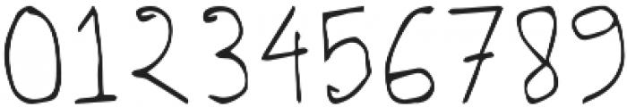 Kumarhandy Regular ttf (400) Font OTHER CHARS