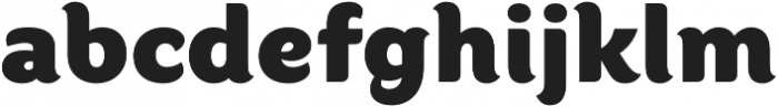 Kumiz FY otf (400) Font LOWERCASE