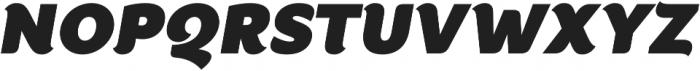 Kumiz FY otf (700) Font UPPERCASE