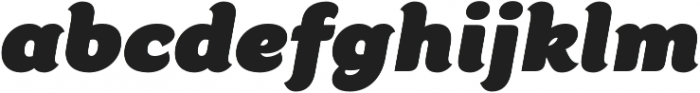 Kumiz FY otf (700) Font LOWERCASE