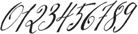 Kumma Condensed Italic otf (400) Font OTHER CHARS