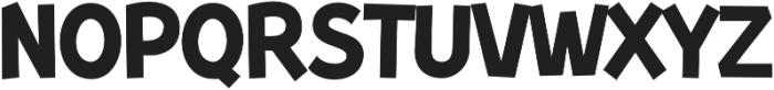 KurriIsland-Bold otf (700) Font UPPERCASE