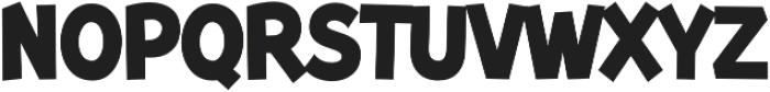 KurriIslandCaps-Bold otf (700) Font LOWERCASE