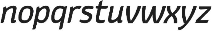 Kurstiva otf (400) Font LOWERCASE