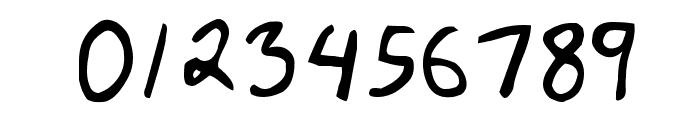 KUCHAR Font OTHER CHARS