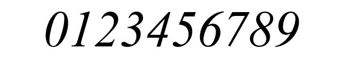 KULDIPA2 Italic Font OTHER CHARS