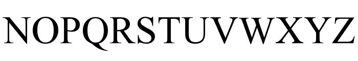 KULDIPA2 Font UPPERCASE
