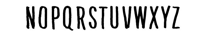 Kube Vertiko Font UPPERCASE