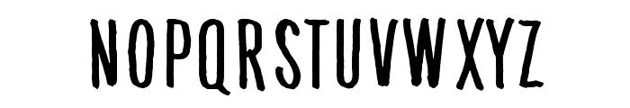 Kube Vertiko Font LOWERCASE
