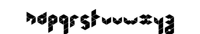 Kubrubi Font UPPERCASE