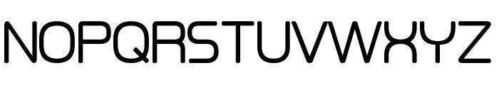 Kuiper Belt Font UPPERCASE