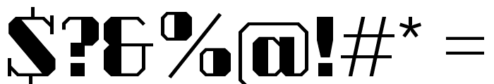 Kumar One Regular Font OTHER CHARS