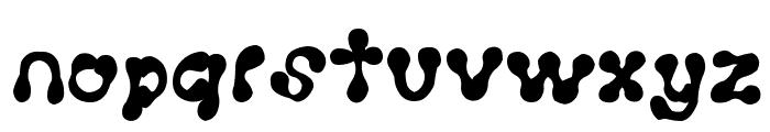 Kunyulla Black Font LOWERCASE
