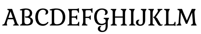 Kurale Regular Font UPPERCASE