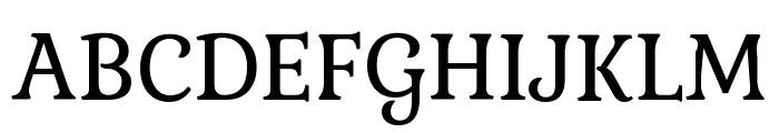 Kurale Font UPPERCASE