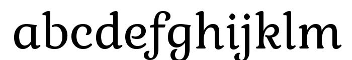 Kurale Font LOWERCASE