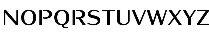 Kurier-Bold Font UPPERCASE