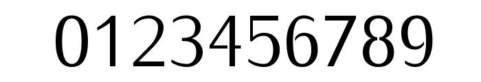 Kurier-Regular Font OTHER CHARS