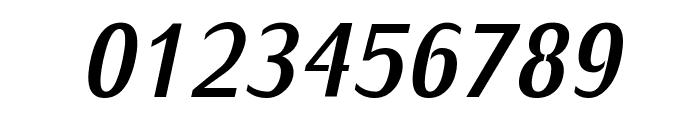 KurierCond-BoldItalic Font OTHER CHARS
