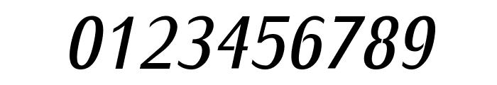 KurierCondMedium-Italic Font OTHER CHARS