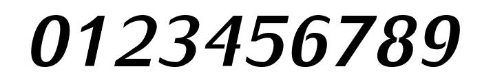 KurierHeavy-Italic Font OTHER CHARS