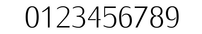 KurierLight-Regular Font OTHER CHARS