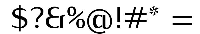 KurierMedium-Regular Font OTHER CHARS