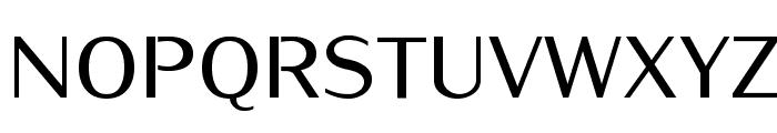 KurierMedium-Regular Font UPPERCASE