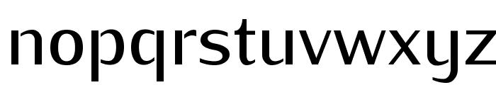 KurierMedium-Regular Font LOWERCASE
