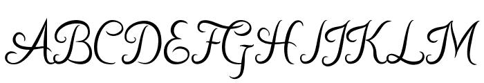 Kurnia Font UPPERCASE